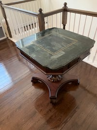Marble Top Card/End Table Alexandria, 22303
