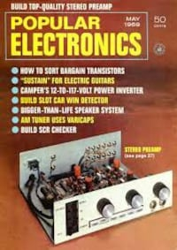Popular Electronics Magazine 40 issues mixed yrs z Rochester, 55901