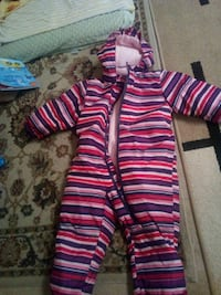 Girls 12 to 24 months snow suit Culpeper, 22701