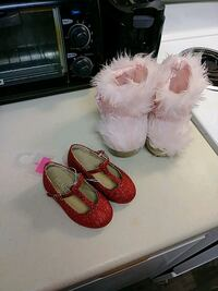 Toddler shoes and slippers Fort Wayne