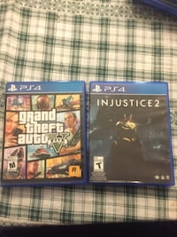 GtaV and injustice 2 Mississauga, L5C 1M5