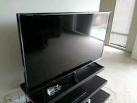 black LG flat screen TV Fairfax, 22031