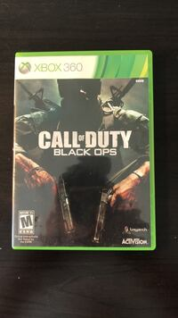 Call of Duty Black Ops - xbox360 York, 17408