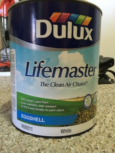 Odourless Latex Paint - Ready to add color of your choice