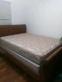 Queen Sleigh Bed Oklahoma City, 73116