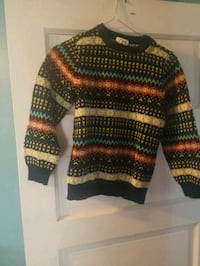 Boys sweaters size 8 South Bend, 46628