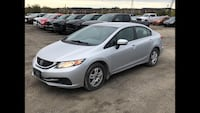 2014 Honda Civic lx manual  bluetooth heated seats  Toronto