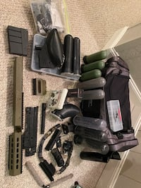 Paint Ball accessories