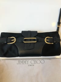 Jimmy Choo Clutch Black Toronto, M5P 3L7