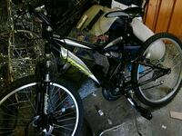 Huffy full suspension mountain bike. 24 inch. Brampton, L6W 3E7