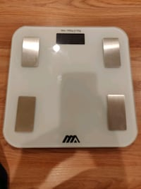Weight meter + body composition 54 km