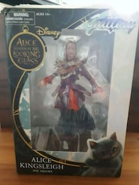Alice Through the Looking Glass figure. Whitby, L1P 1A1