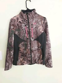underarmour womens coat very warm size small