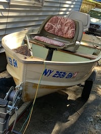 boat and trailer Port Jervis, 12771