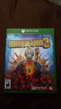 Borderlands 3 Xbox one Mississauga, L5J 2B6