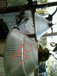 2 lamps x $30dls Working and in good condition San Juan, 78589