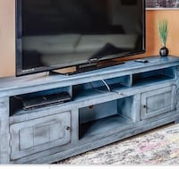 Surprise! Decorative/ Shelf/ TV console  Silver Spring