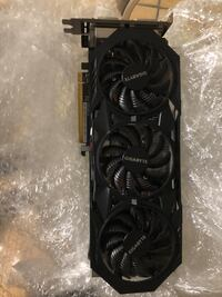 black and gray computer graphics card Miami, 33126