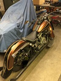 CUSTOM HARLEY. MUST SEE Albuquerque, 87114