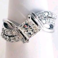 brand new sterling silver rings Del City
