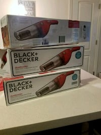 two black and red hair clipper boxes McAllen, 78504