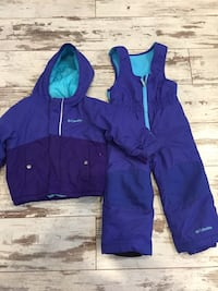 Girls snow suit  Winnipeg, R3T 1J1
