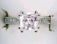 Luxury Sterling silver Engagement ring Baltimore, 21224