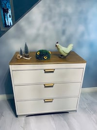Real wood dresser /table