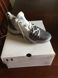 Pair of gray-and-white Curry's  Fresno, 93727