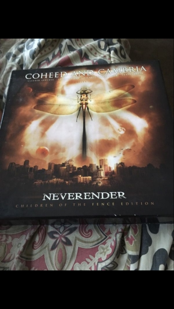 Coheed and Cambria Neverender box set