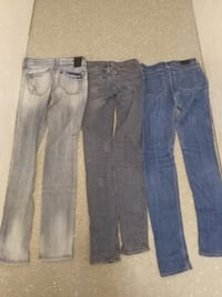Denimjeans 50 kr/st small/x-small Gothenburg