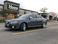 2008 Audi S4 Whitchurch-Stouffville