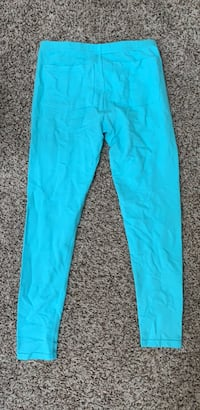Light Blue Leggings Size Small Reston, 20191