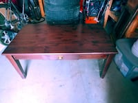 wooden coffee table  Barrie, L4N 8P9