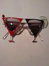 Vintage 1960-1970s Novelty Sunglasses Toronto