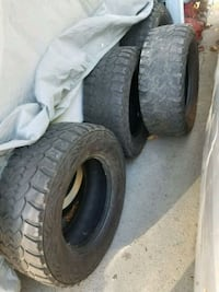 A/T extreme r18 tires Watsonville, 95076