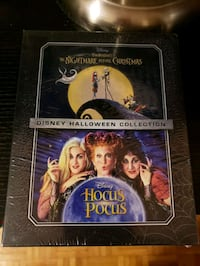 Nightmare Before Christmas and Hocus Pocus switch Toronto, M6G 3Y4