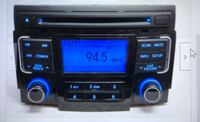 Car radio 2011 Sonatawith.Rad CD MP3 player FM/AM/XM P/N  [TL_HIDDEN]  Ashburn, 20147