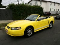 Ford - Mustang - 2003    TITULO  LIMPIO Los Angeles, 90003