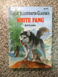 White Fang Sterling