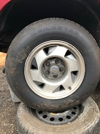 1998 Chevy S10 - Rims & Tires (ALL 4) Laurel, 20708