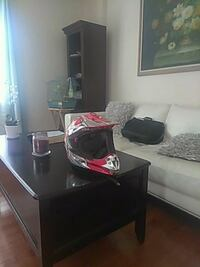 Red motorcross helmet its an xl  Mount Airy, 21771