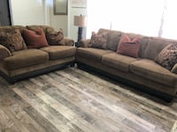 Sofa and loveseat  Rodeo, 94572