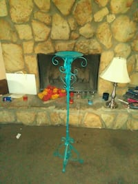 Large metal candle stand  Norman, 73069