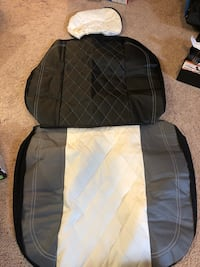 Special edition seat cover  Wilmot, N3A