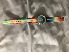 Swatch watch:Empire State
