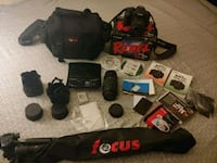 Canon Rebel T5i Bundle Henderson, 80640