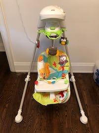 Baby Swing - sold Pending Pick Up