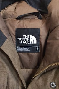North Face Winter Jacket (Bomber)