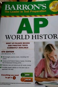 Barron's AP world history Germantown